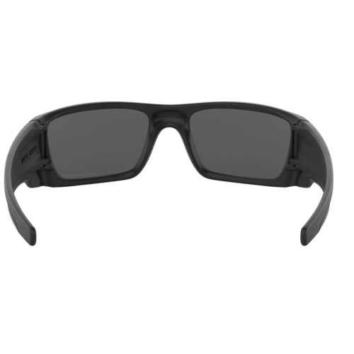 Oakley Fuel Cell - Cerakote Graphite Back Frame w/ Black Iridium Polarized Lens