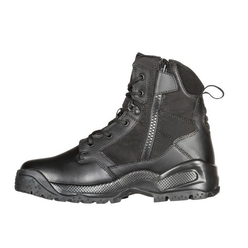 "5.11 Tactical ATAC 2.0 6"" Boot Side Zip - Black"