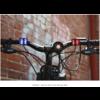 CycleSiren Patriot Mini-Siren Dual Separate LED Strobe Light