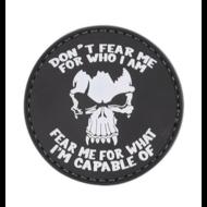 Don't Fear Me Morale Patch