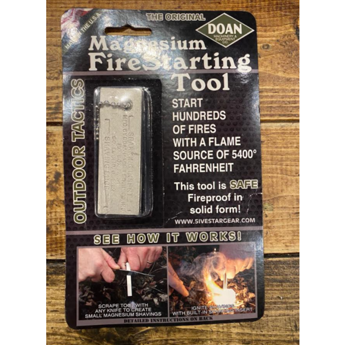 5ive Star Gear Fire Starter (Magnesium)