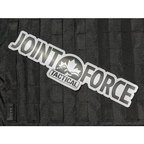 Joint Force Tactical JFT Sticker