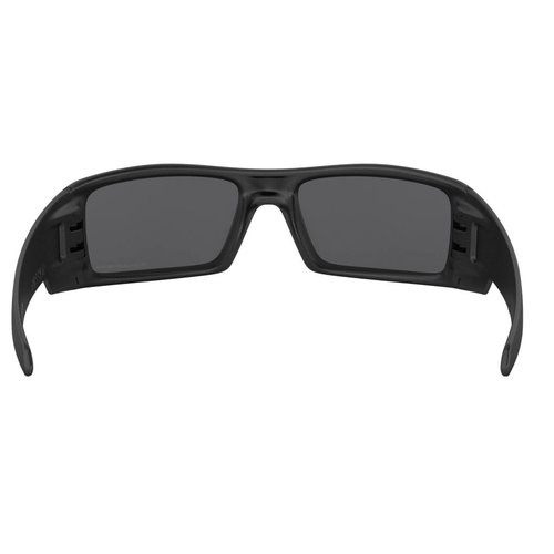 Oakley Gascan - Cerakote Cobalt Frame With Black Iridium Polarized Lenses