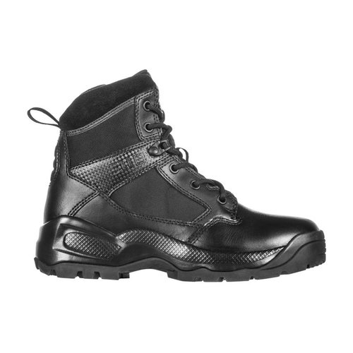 "5.11 Tactical (+) ATAC Womens 6"" W/Side Zip Black"