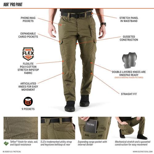 5.11 Tactical ABR Pro Pant - Khaki