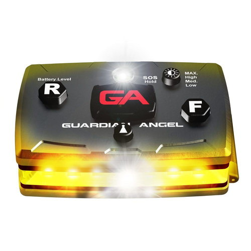 Guardian Angel Elite Series Split & Solid Colour Beacons