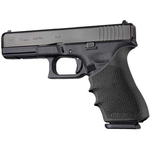 HOGUE HandALL Beaver Tail Grips Glock 17/22/34/35