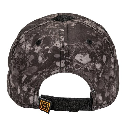 5.11 Tactical GEO7™ Flag Bearer Cap - Night Black