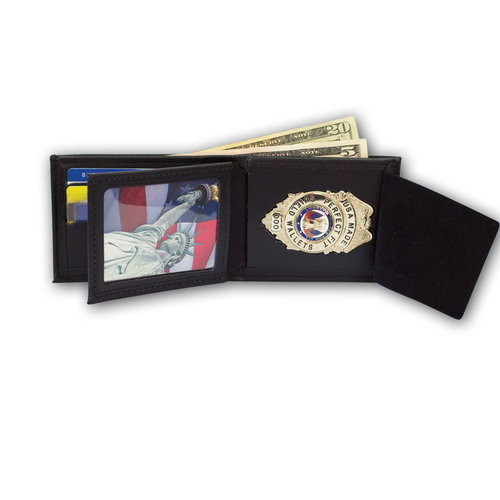 Perfect Fit Bifold Credit Card Wallet