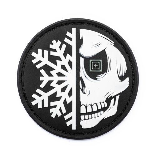 5.11 Tactical Snowflake Skull Patch (Limited)