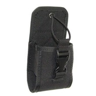 "CALDE RIDGE Foam Laminated Large Radio Case - 2 1/4"" Velcro Belt Mount"