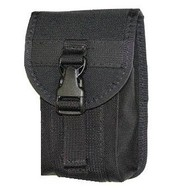 CALDE RIDGE Slash Proof Glove/Accessory Pouch Belt Black