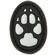 Maxpedition Patch Dog Track 1 inch Glow