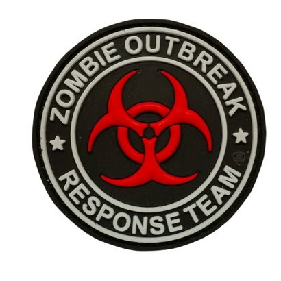 5ive Star Gear ZOMBIE OUTBREAK RESPONSE TEAM Patch - Joint ...