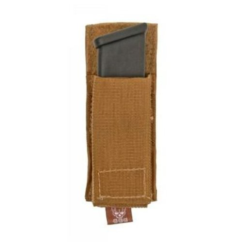Grey Ghost Gear (+) Single Pistol Mag MAGNA Pouch