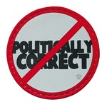 5ive Star Gear NOT POLITICALLY CORRECT Morale Patch