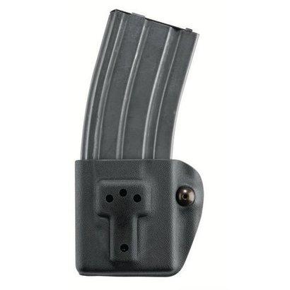 Safariland Rifle Mag Pouch AR15 STX Black With Belt Clip