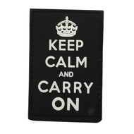 5ive Star Gear KEEP CALM AND CARRY ON Patch