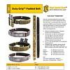 High Speed Gear (+) Laser Duty Grip Molle Padded Belt