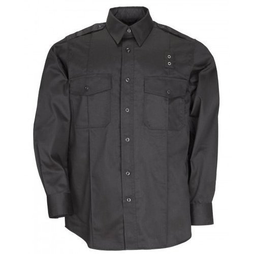 5.11 Tactical Men's Twill PDU Class A Long Sleeve Shirt