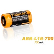 Fenix Battery Rechargeable 16340 3.6V 700 Mah