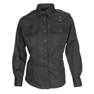5.11 Tactical Womens PDU Twill Class A Shirt L/S