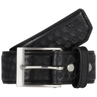 "5.11 Tactical 1.5"" Tactical Basket Weave Leather Belt"