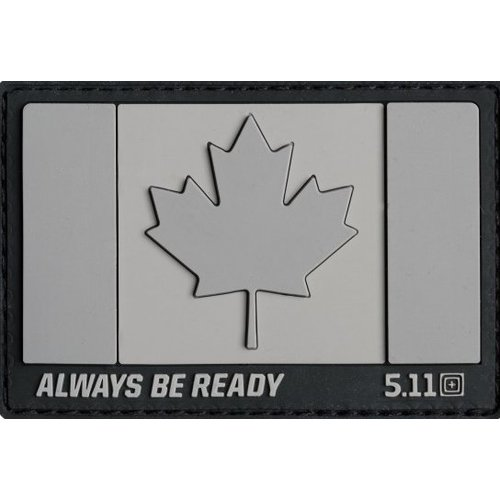 5.11 Tactical Canada Flag Patch PVC
