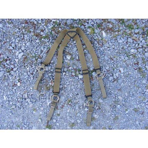 High Speed Gear Low Drag Suspenders