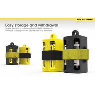 NITECORE Battery Magazine/Case 18650