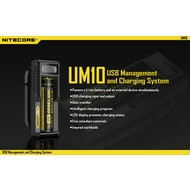 NITECORE Battery Charger Single USB