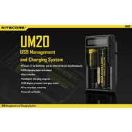 NITECORE Battery Charger Double USB