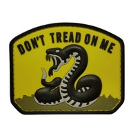 5ive Star Gear Don't Tread On Me Patch