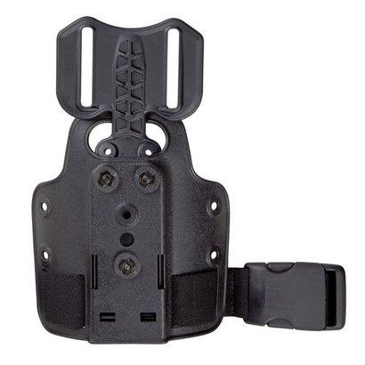 Safariland Single Strap Leg Shroud with Drop Flex Adapter (DFA)