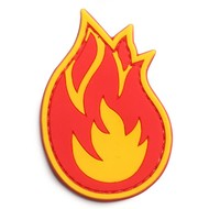 5ive Star Gear Patch Fireball
