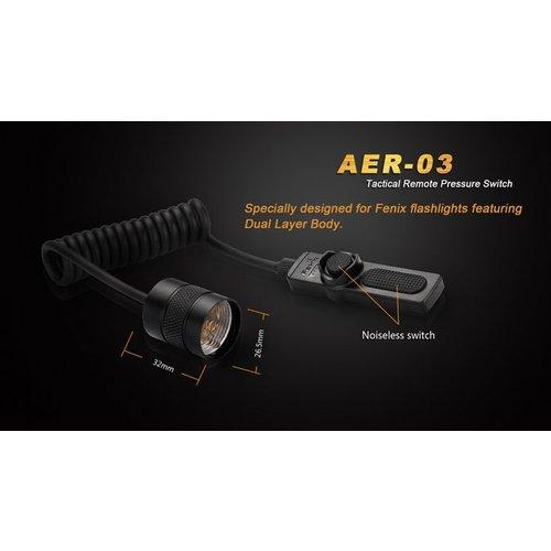 Fenix AER-03 Tactical Remote Pressure Switch TK16/TK32 2015