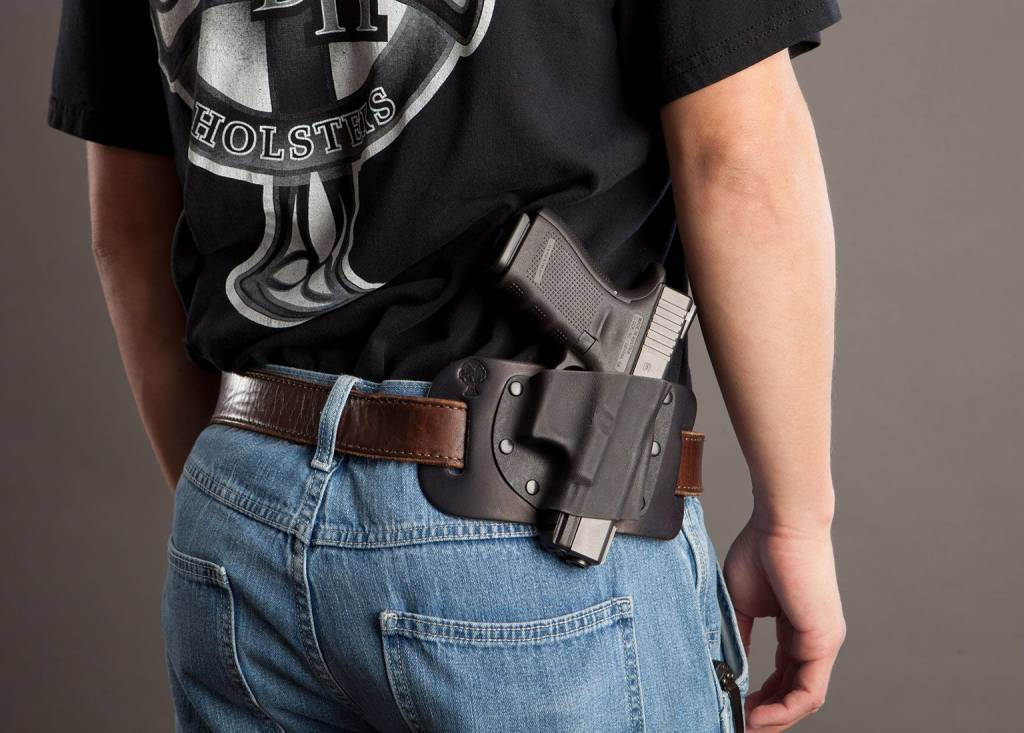 Joint Force Tactical: CROSSBREED Snap Slide OWB Holster