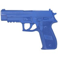 Blue Guns Blue Training Gun  P226R Sig Sauer W/Rails Black