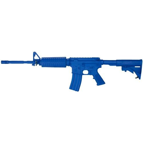 Blue Guns M4 Flat Top Open Stock with Forward Rail - Non Weighted