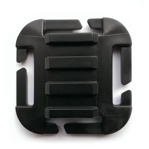 ITW/Hudson QASM Picatinny Ramp Black
