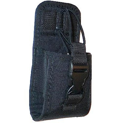 CALDE RIDGE Radio Case Foam Laminated - Small with MOLLE and Clips