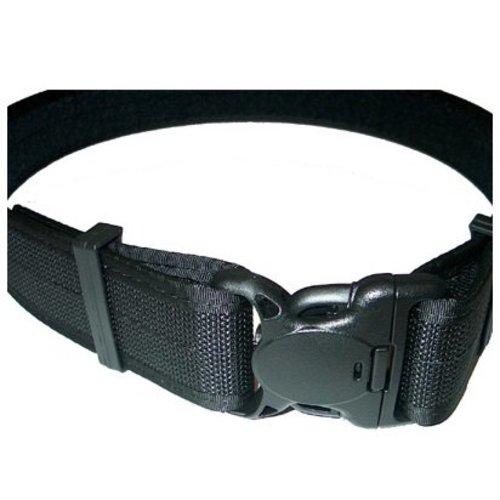 """CALDE RIDGE 2.25"""" Duty Belt with Cop Lock - Loop Velcro"""