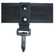 CALDE RIDGE Keyholder with Plastic Snap Hook - Belt Keeper Style
