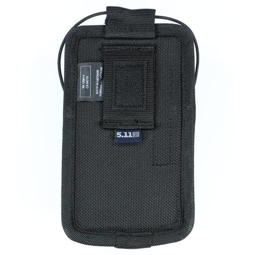 5.11 Tactical Sierra Bravo Radio Pouch Black