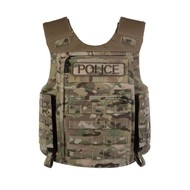 Pre Labs Inc. Tactical Response Carrier with Integrated Plate Pocket