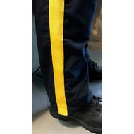 RCMP Yellow Stripe Application (Supplied)