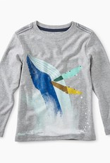 Tea Collection Tea Graphic Tee - Whale