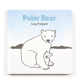 Jellycat Jellycat Book Polar Bear