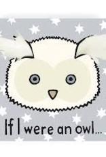 Jellycat Jellycat Book If I were... Owl