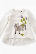 Tea Collection Tea Graphic Tee - Pears and Pony